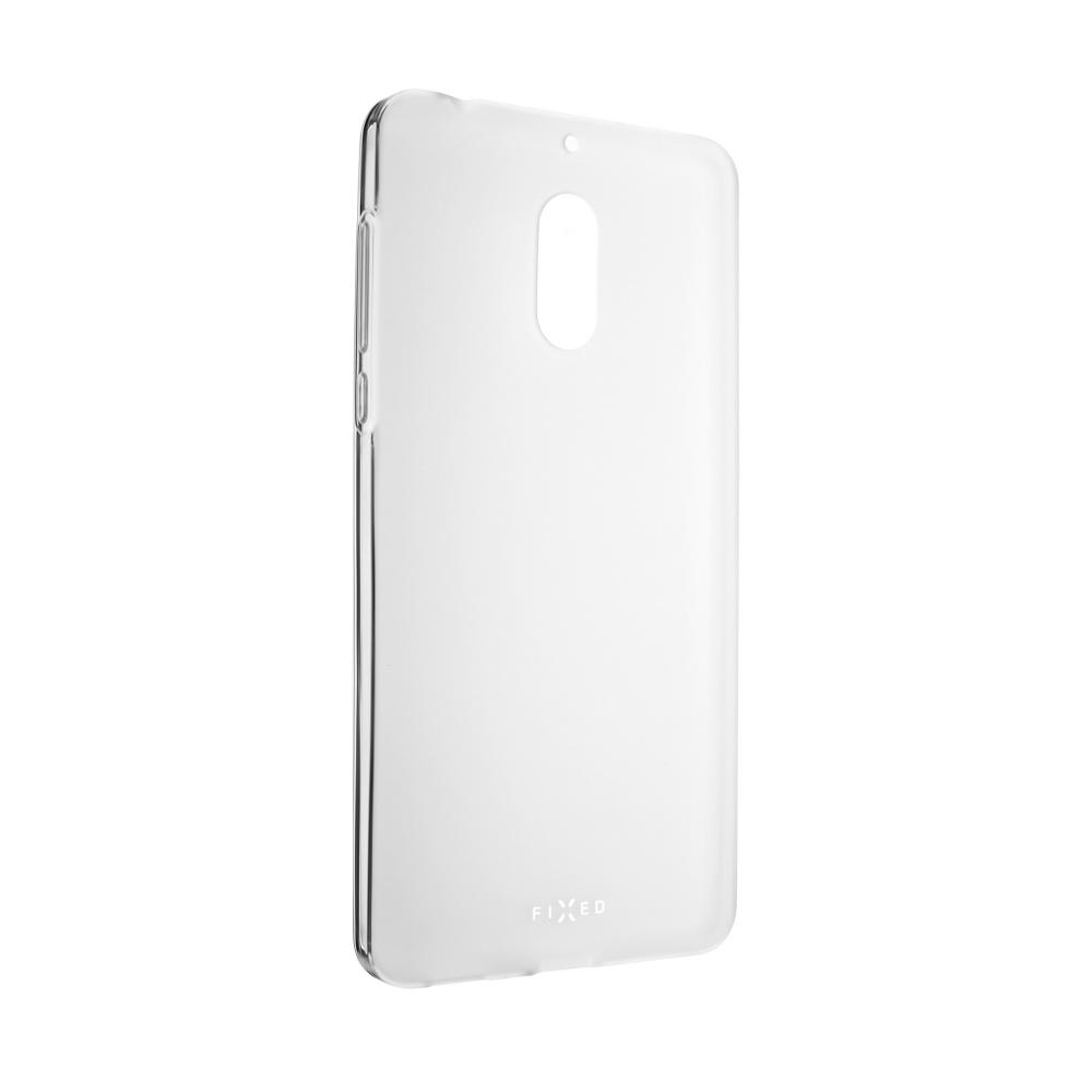 Silikonové pouzdro FIXED pro Nokia 6, matné