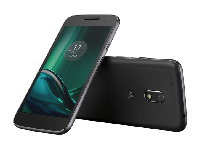 Lenovo Moto G5 Plus DS Grey
