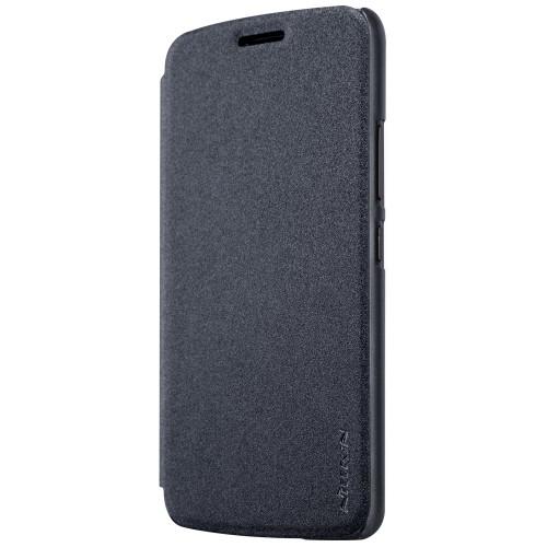 Nillkin Sparkle flipové pouzdro Lenovo Moto G5 Plus black