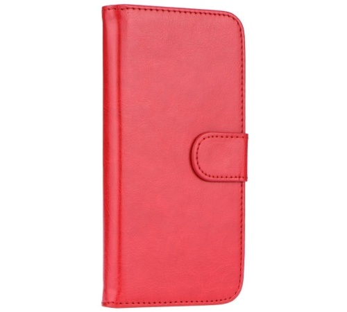 Twin 2v1 Flipové pouzdro Samsung Galaxy J3 2016 red