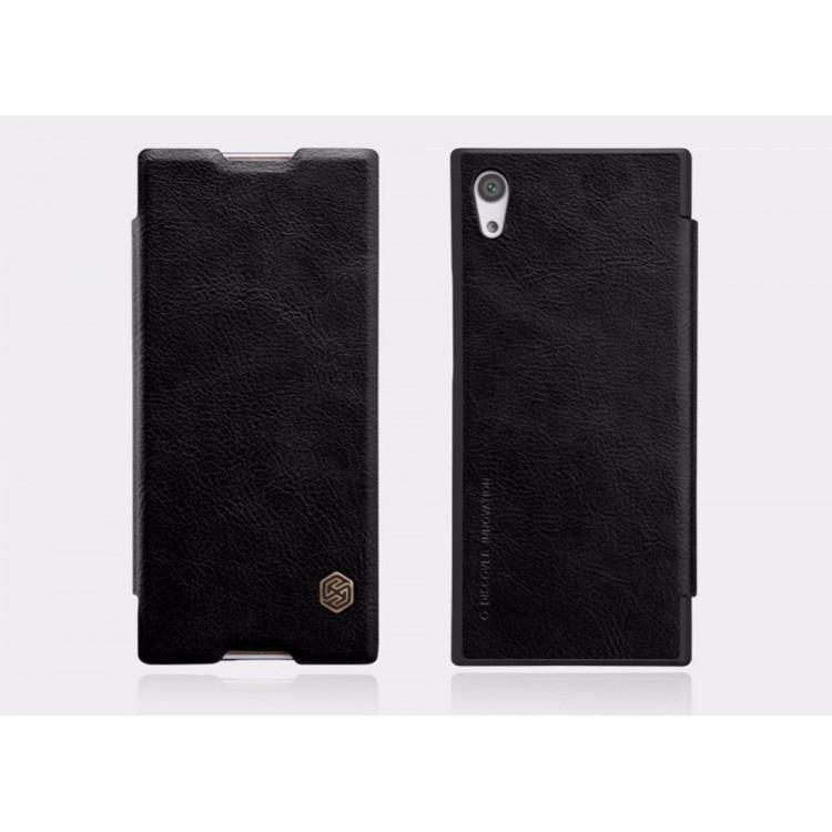 Nillkin Qin Book flipové pouzdro Sony Xperia XZ Premium black