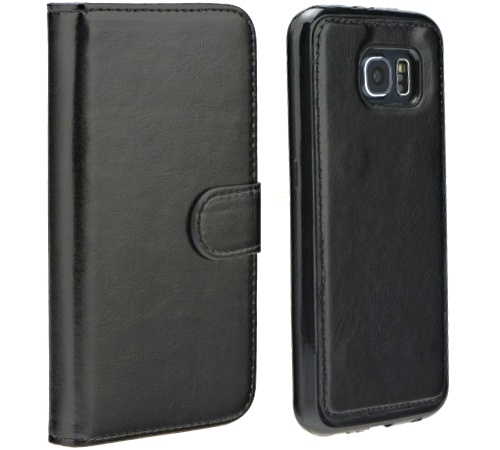 Twin 2v1 Flipové pouzdro Huawei P8 Lite black