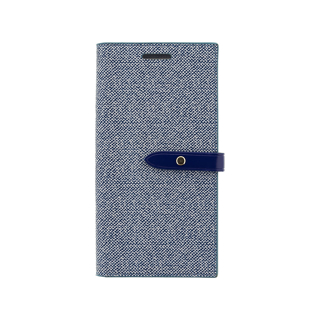 MERCURY MILANO pouzdro flip Samsung Galaxy S7 blue