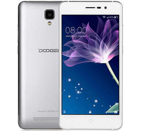 Doogee X10 8GB Gray