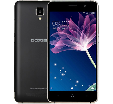 Doogee X10 8GB Black