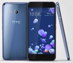 HTC U11 SS ve stříbrné barvě