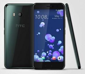 HTC U11 SS v černé barvě