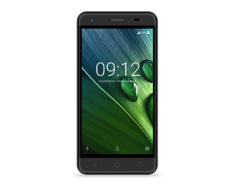 Acer Liquid Z6E DS Black