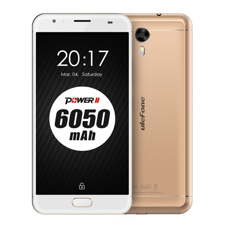 UleFone Power 2 DS LTE Gold