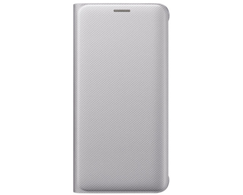 Samsung EF-WG928PS Flip Wallet pouzdro Samsung Galaxy S6 Edge+ silver
