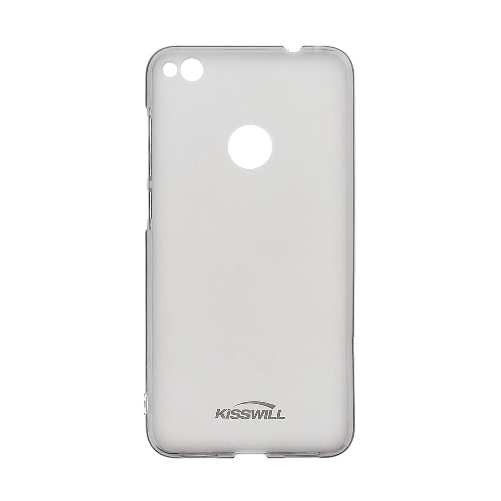 Silikonové pouzdro Kisswill pro Huawei Y7 transparent