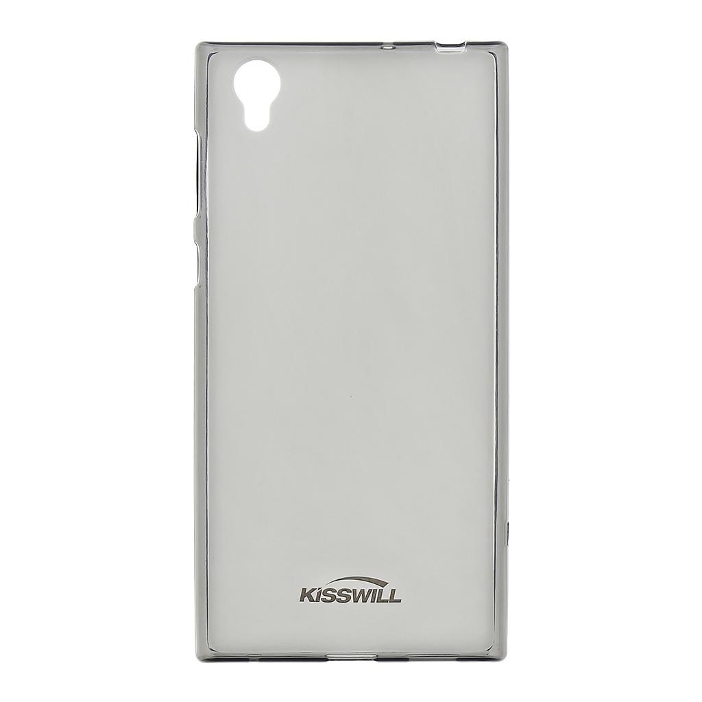 Silikonové pouzdro Kisswill pro Sony G3311 Xperia L1 black