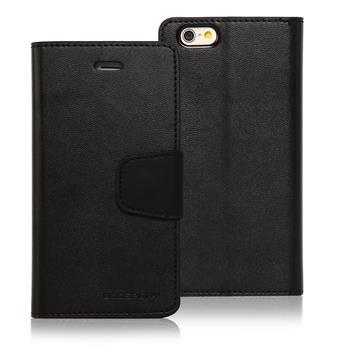 MERCURY SONATA pouzdro flip APPLE IPHONE 5/5s black