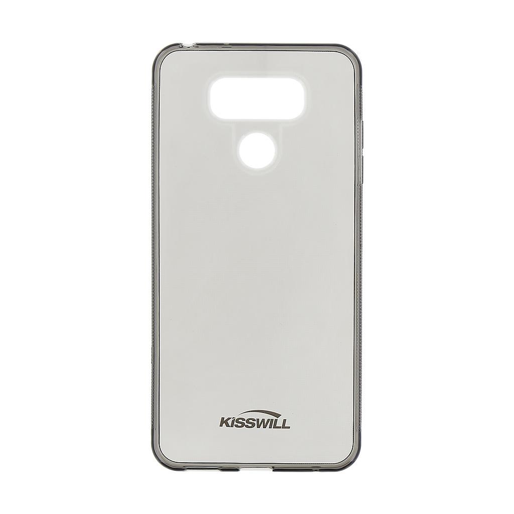 Silikonové pouzdro Kisswill pro LG H870 G6 black