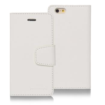 MERCURY SONATA pouzdro flip APPLE IPHONE 5/5s white