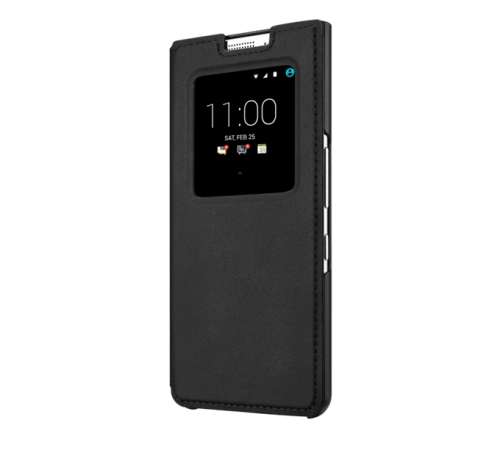 BlackBerry pouzdro flip Smart FCB100 BlackBerry KEYone black