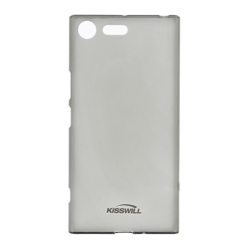 Silikonové pouzdro Kisswill pro Sony G8142 Xperia XZ Premium black