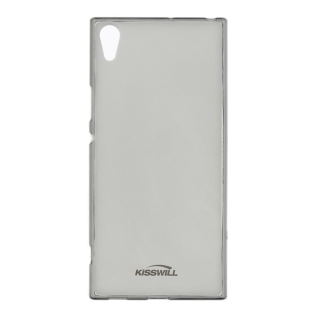 Silikonové pouzdro Kisswill pro Sony G3221 Xperia XA1 Ultra black