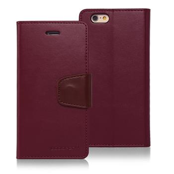 MERCURY SONATA pouzdro flip SAMSUNG GALAXY GRAND NEO wine/brown