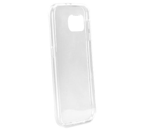 Zadní kryt Forcell Ultra Slim pro Samsung Galaxy S6 edge (SM-G925F), transparent