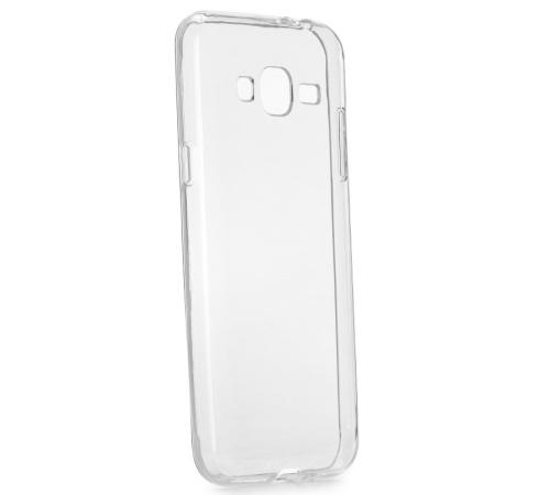 Zadní kryt Forcell Ultra Slim pro Samsung Galaxy J3 2017 (SM-J330), transparent