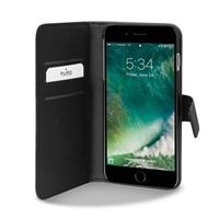 Puro flipové pouzdro + zadní kryt Apple iPhone 7 Plus / 8 Plus black