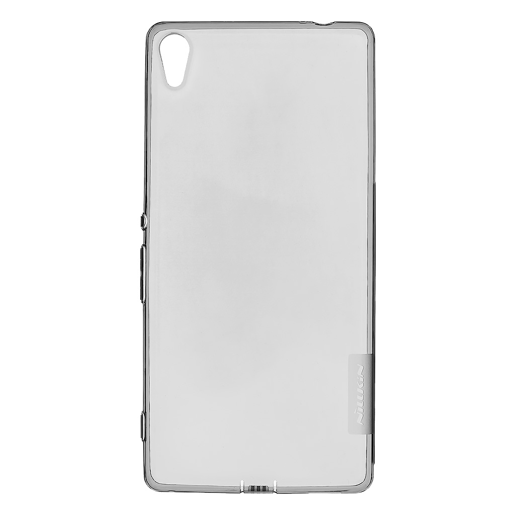 Nillkin Nature silikonové pouzdro pro Sony G3221 Xperia XA1 Ultra, Grey