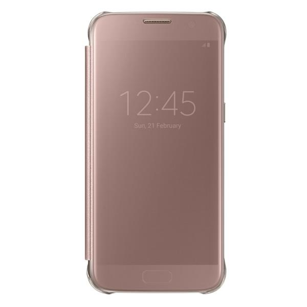 Samsung Clear View Flip EF-ZG935CZ Samsung Galaxy S7 edge rose gold