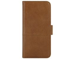 HOLDIT Wallet flipové pouzdro Apple iPhone 6s/7/8 brown leather
