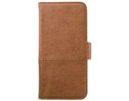 HOLDIT Wallet magnet pouzdro flip Apple iPhone 6s/7/8 brown leather