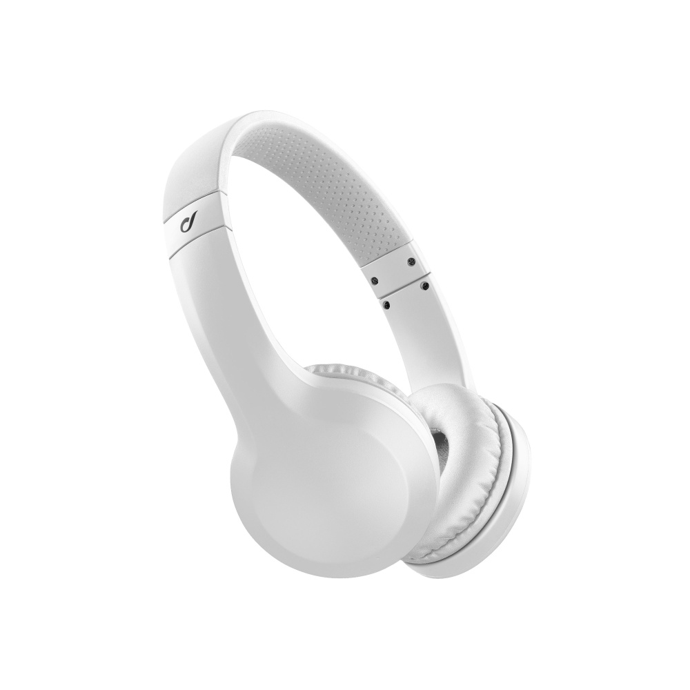 CELLULARLINE AKROS Bezdrátová sluchátka white