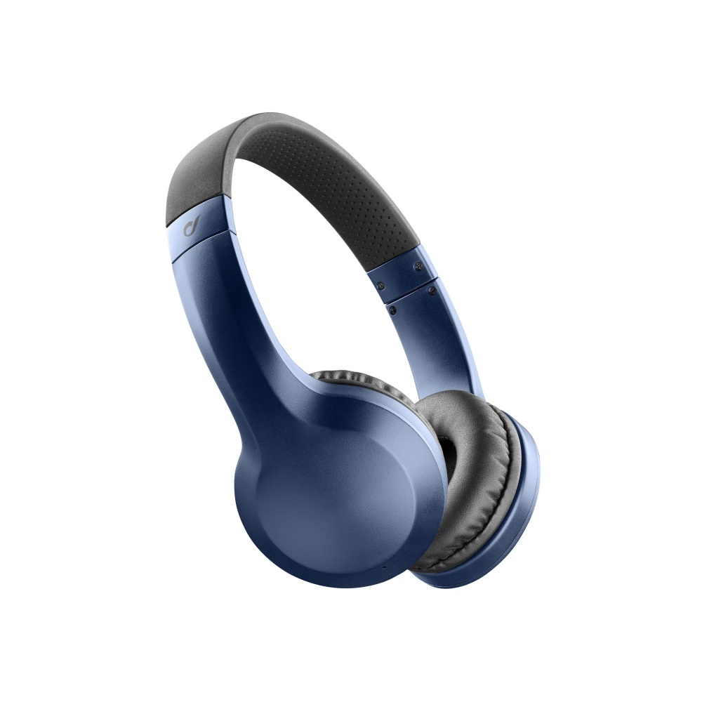 CELLULARLINE AKROS Bezdrátová sluchátka blue