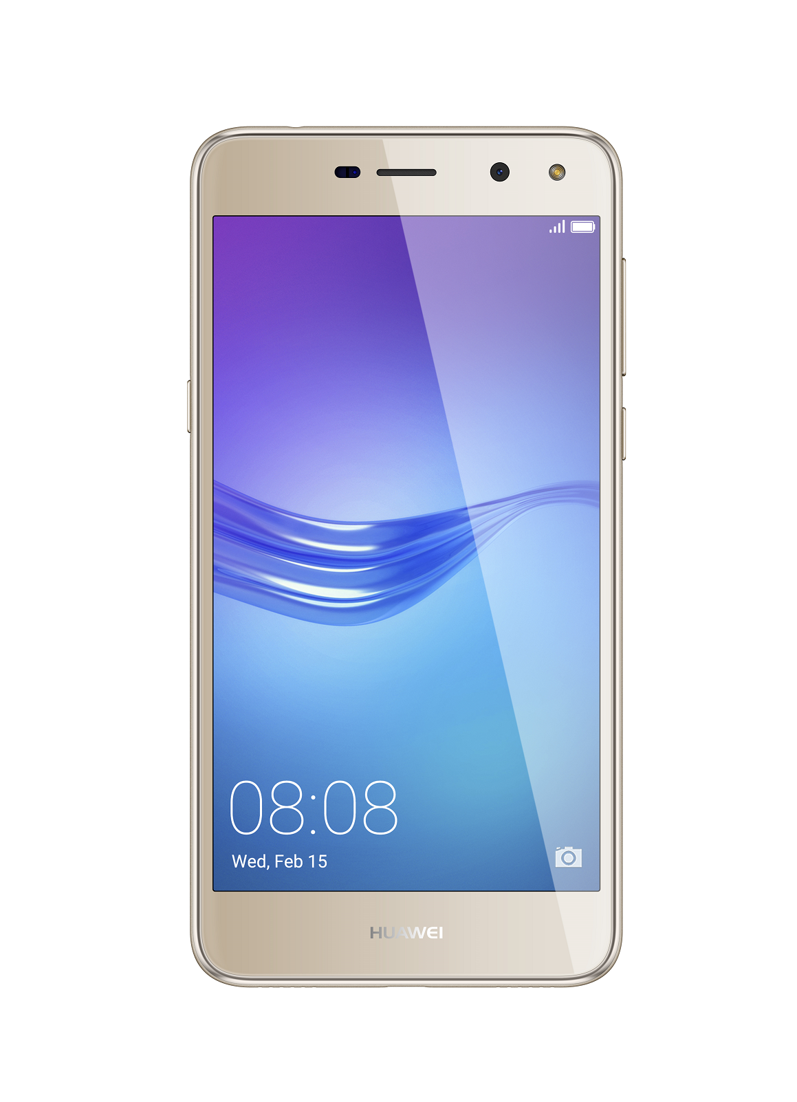 Huawei Y6 2017 Dual Sim Gold