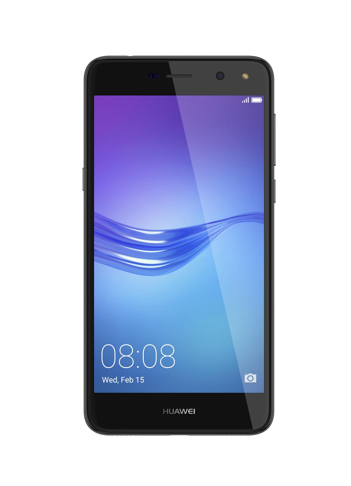 Huawei Y6 2017 Dual Sim Gray