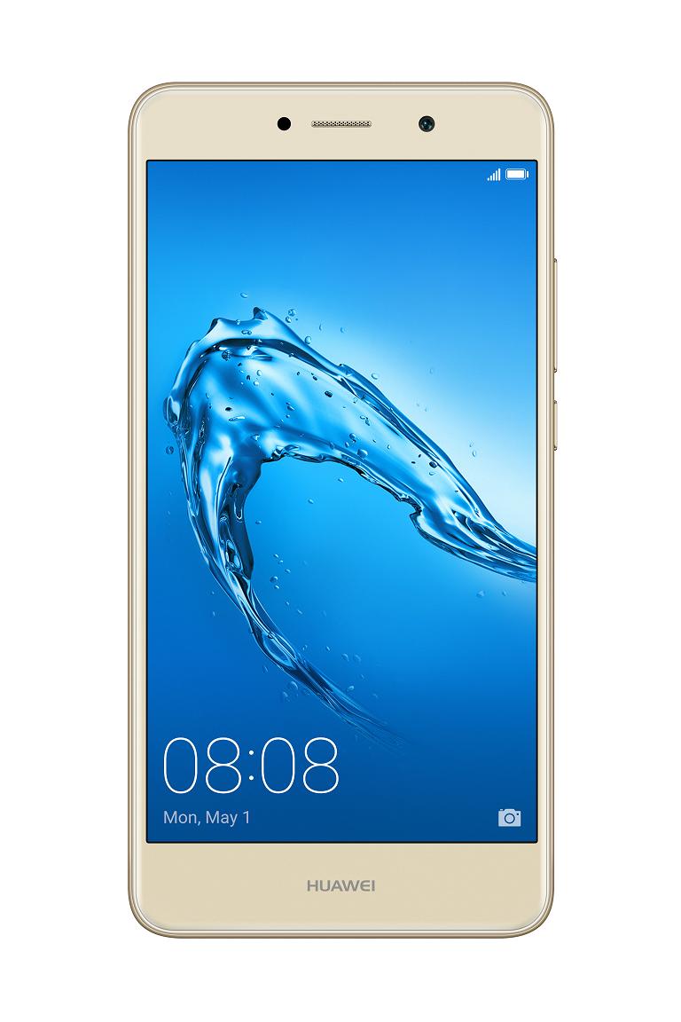 Huawei Y7 Dual Sim GoldZDARMA Paměťová karta Kingston 32GB class 10 + adaptér + Protiskluzová podložka pro mobilní telefony v hodnotě 199 Kč. + DOPRAVA ZDARMA