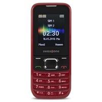 Swisstone SC230 Dual SIM red