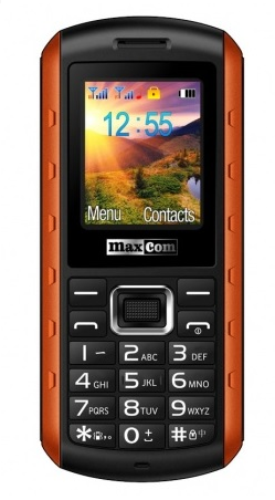 Maxcom Strong MM901 Dual SIM Orange
