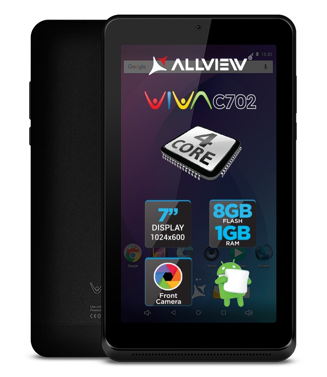 Allview C702 WiFi Black