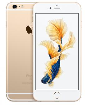 Apple iPhone 6S Plus ve zlaté barvě