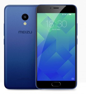 Mobilní telefon Meizu M5 3/32GB Blue