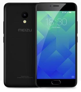 Mobilní telefon Meizu M5 3/32GB Black