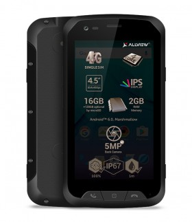 Mobilní telefon Allview E3 Jump Black