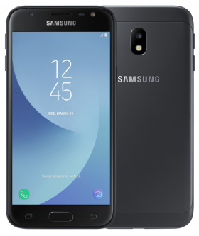 Mobilní telefon Samsung Galaxy J3 2017 J330 Dual SIM Black