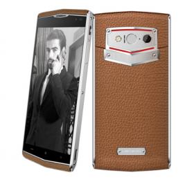 Mobilní telefon LEAGOO Venture 1 Brown