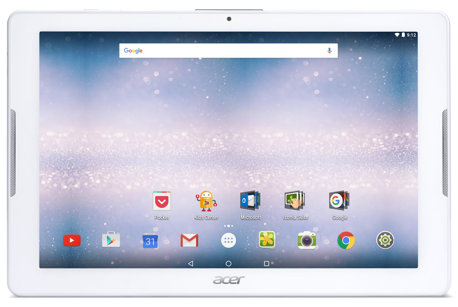 Acer Iconia One 10 NT.LDEEE.003 White