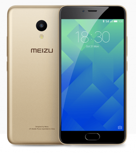 Mobilní telefon Meizu M5 3/32GB Gold