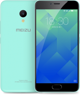 Mobilní telefon Meizu M5 3/32GB Green
