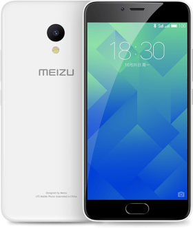Mobilní telefon Meizu M5 2/16GB White