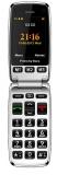 Mobilní telefon Doro Primo 413 Red