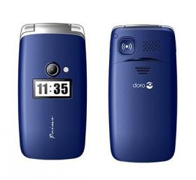 Mobilní telefon Doro Primo 413 Blue